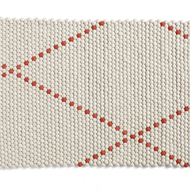HAY DOT CARPET dywan 100x80cm