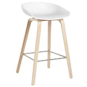 HAY ABOUT A STOOL AAS32 LOW stołek barowy h-64cm