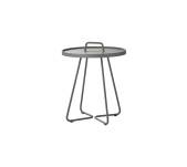 Stolik outdoor-indoor ON-THE-MOVE small marki Cane-line Light grey