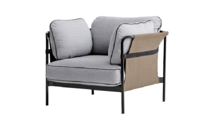 CAN 1 SEATER fotel tapicerowany